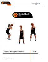 Bball WA Teach Shooting Manual