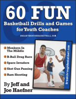 Breakthrough Basketball – 60 Fun Drills and Games