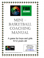 Coaching Mini-ball – FIBA Oceania