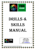 Drills and Skills FIBA Oceania