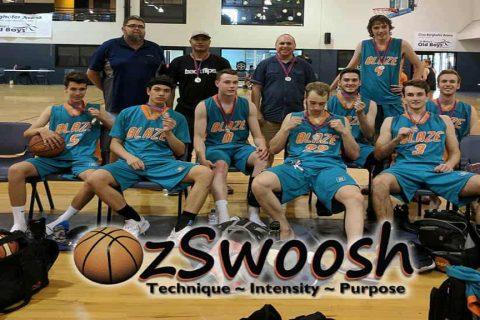 OzSwoosh Darling Downs Club Championship 2017 Team