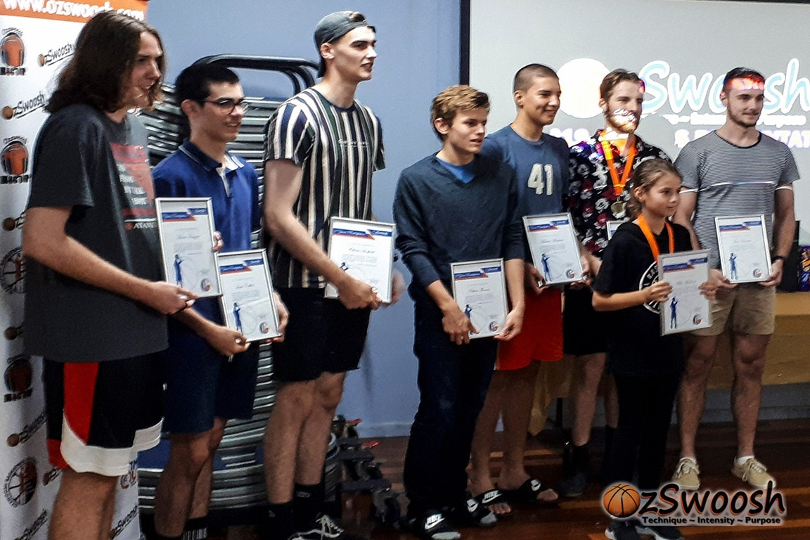 OzSwoosh Academy Awards Night and Dinner 2019