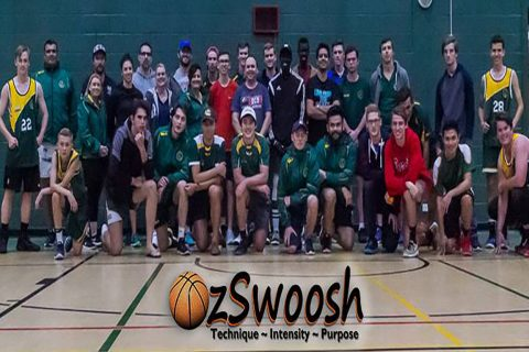 OzSwoosh Coaching Education Program at Private School.