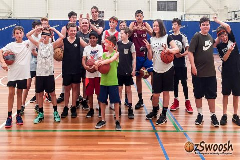 OzSwoosh Basketball Survivor Clinic September 2019 where teams play games for bragging rights. Outwit, outlast and out perform their opponents.