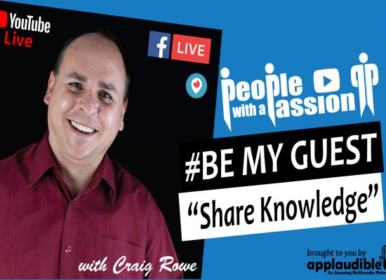 Be My Guest Livestream