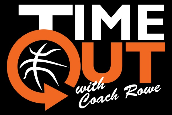 Timeout with Coach Rowe