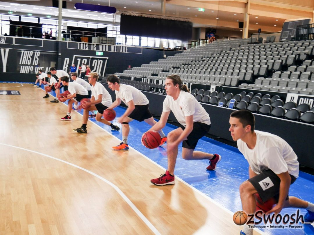 OzSwoosh Academy Brisbanes Best Senior Basketball Skills Program