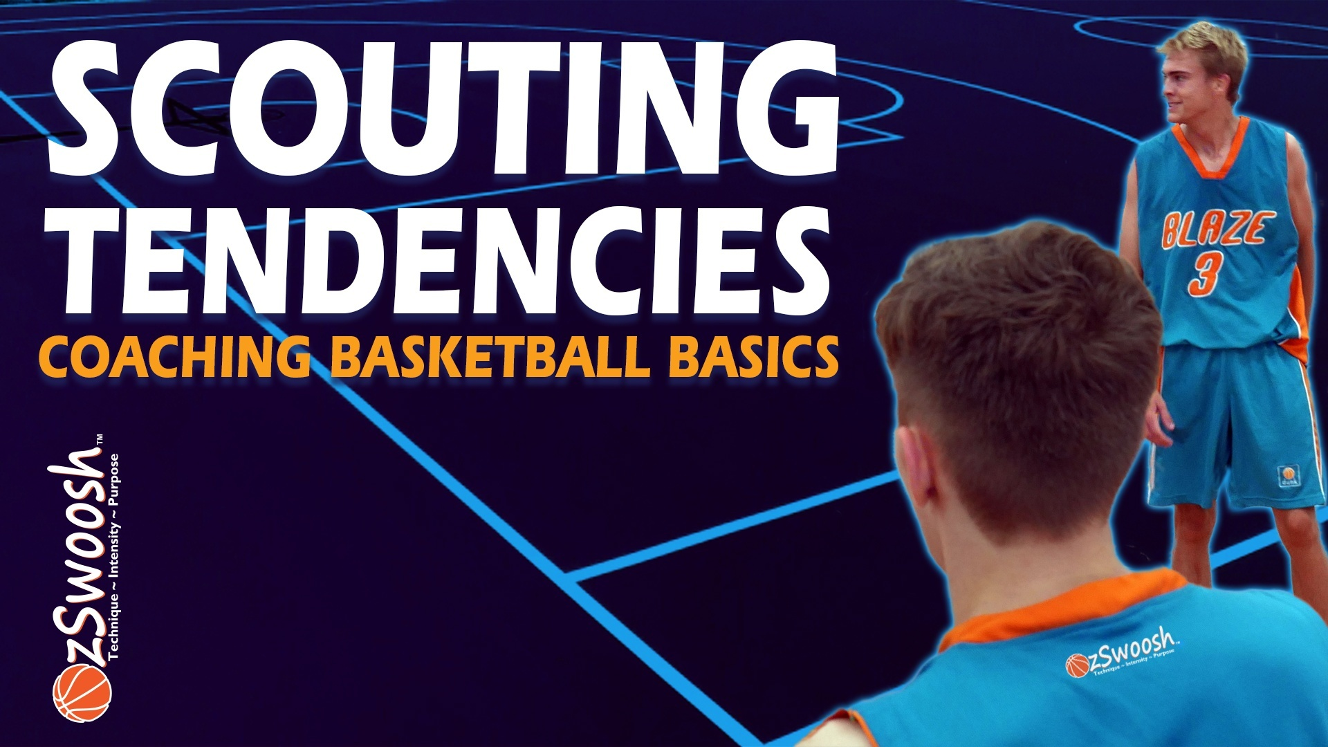 Basketball Defense - Defending a driver or shooter