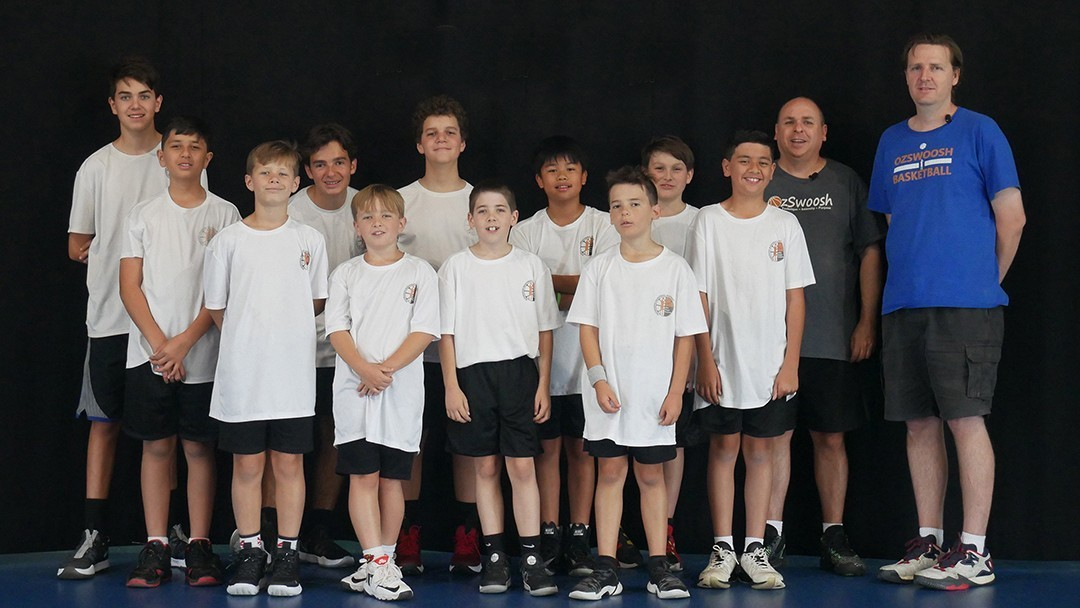 OzSwoosh Brisbane's Best Basketball Skills Training Program