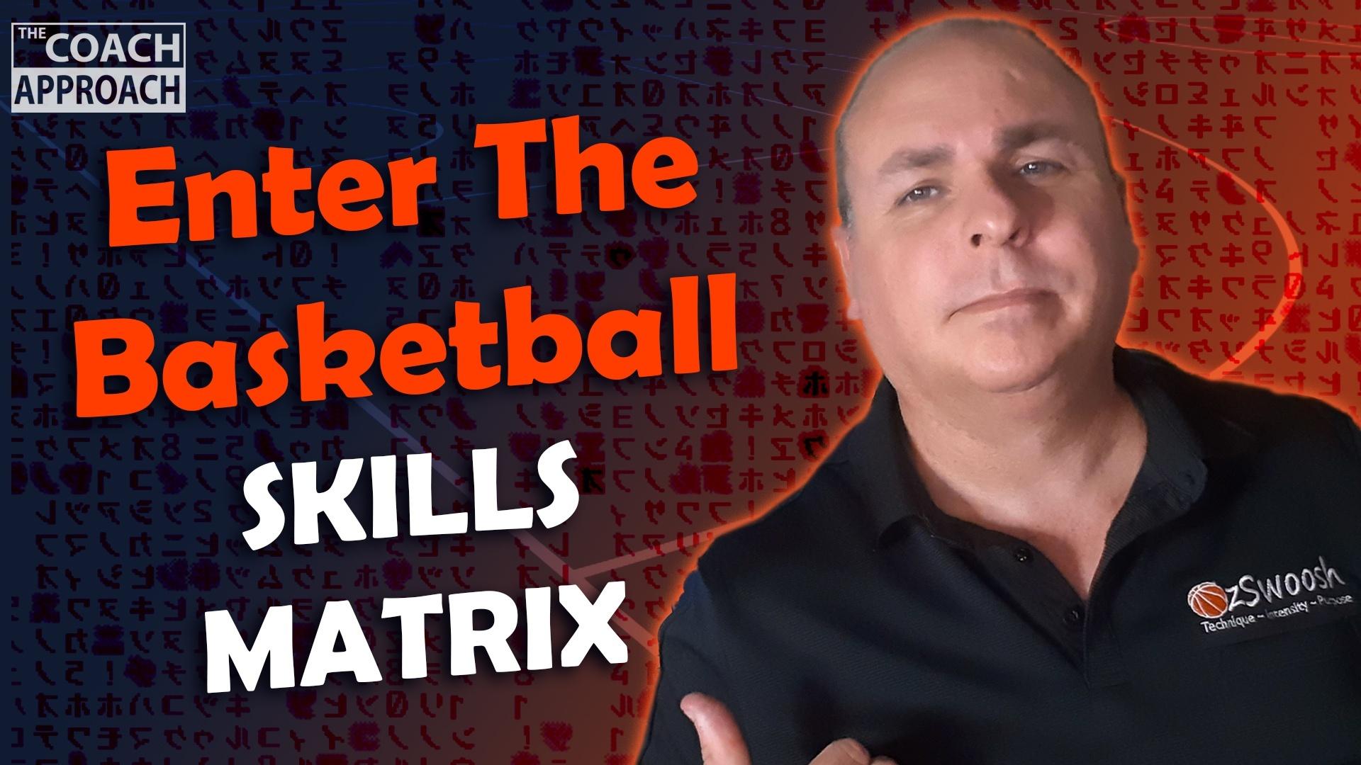 Basketball Skills Matrix - Coaching for beginners