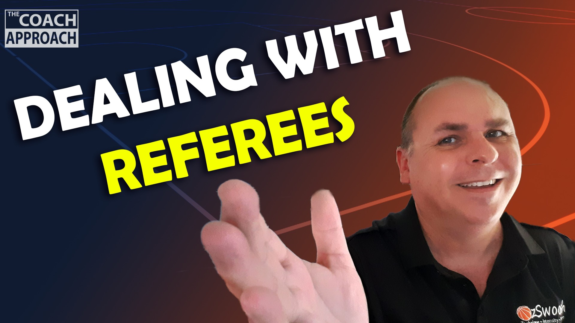 Building effective relationships with referees for basketball coaches