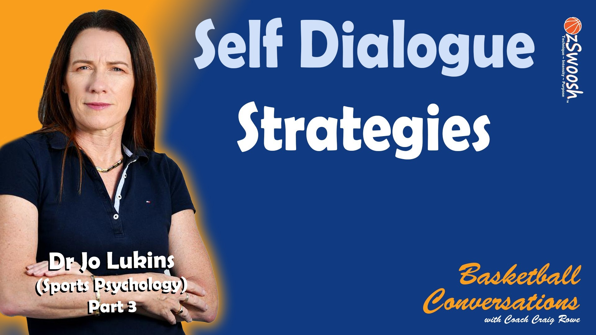 How You Speak to Yourself Matters - Dr Jo Lukins (Pt 3)
