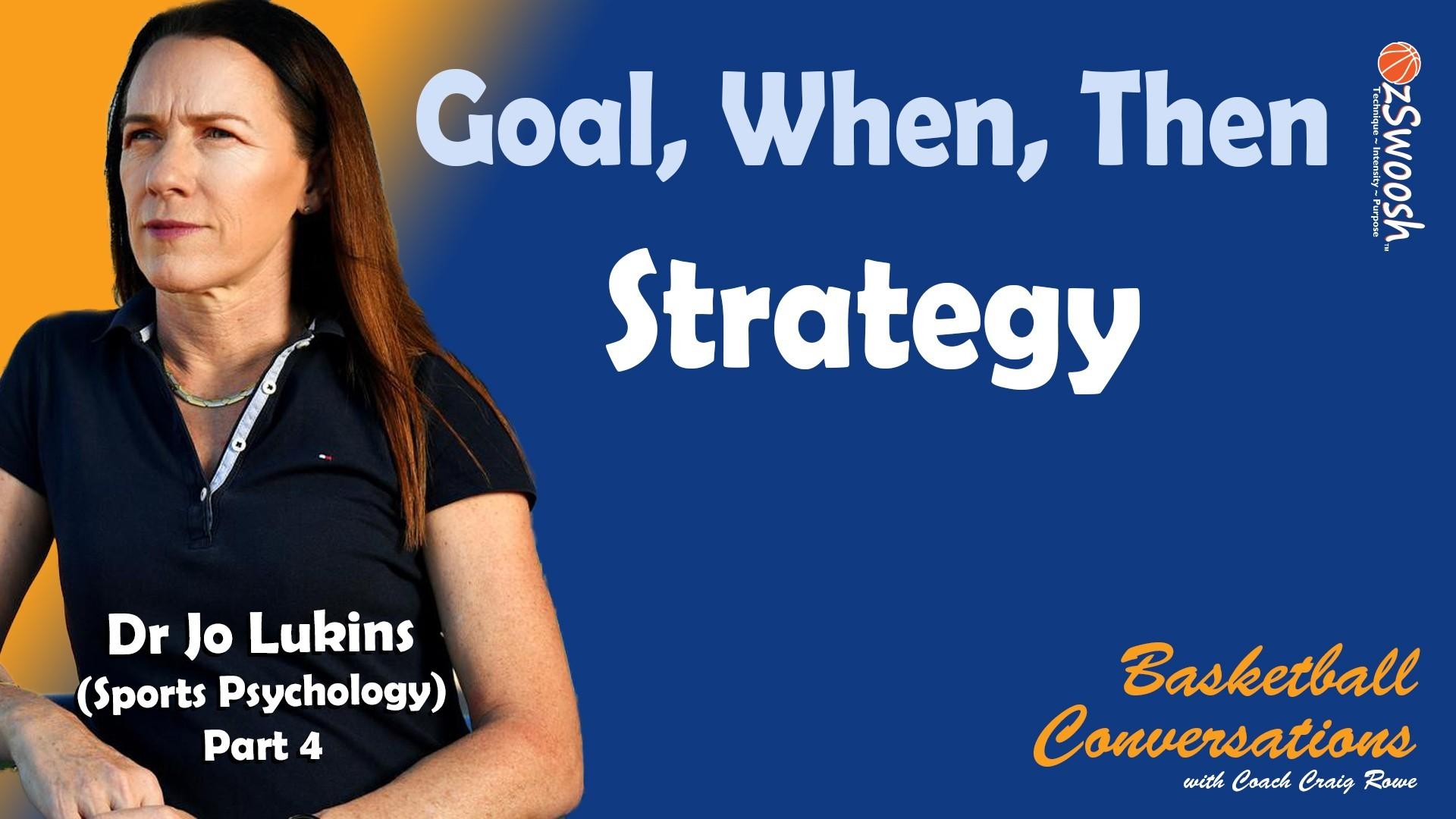 How To Form New Habits - Dr Jo Lukins (Pt 4)