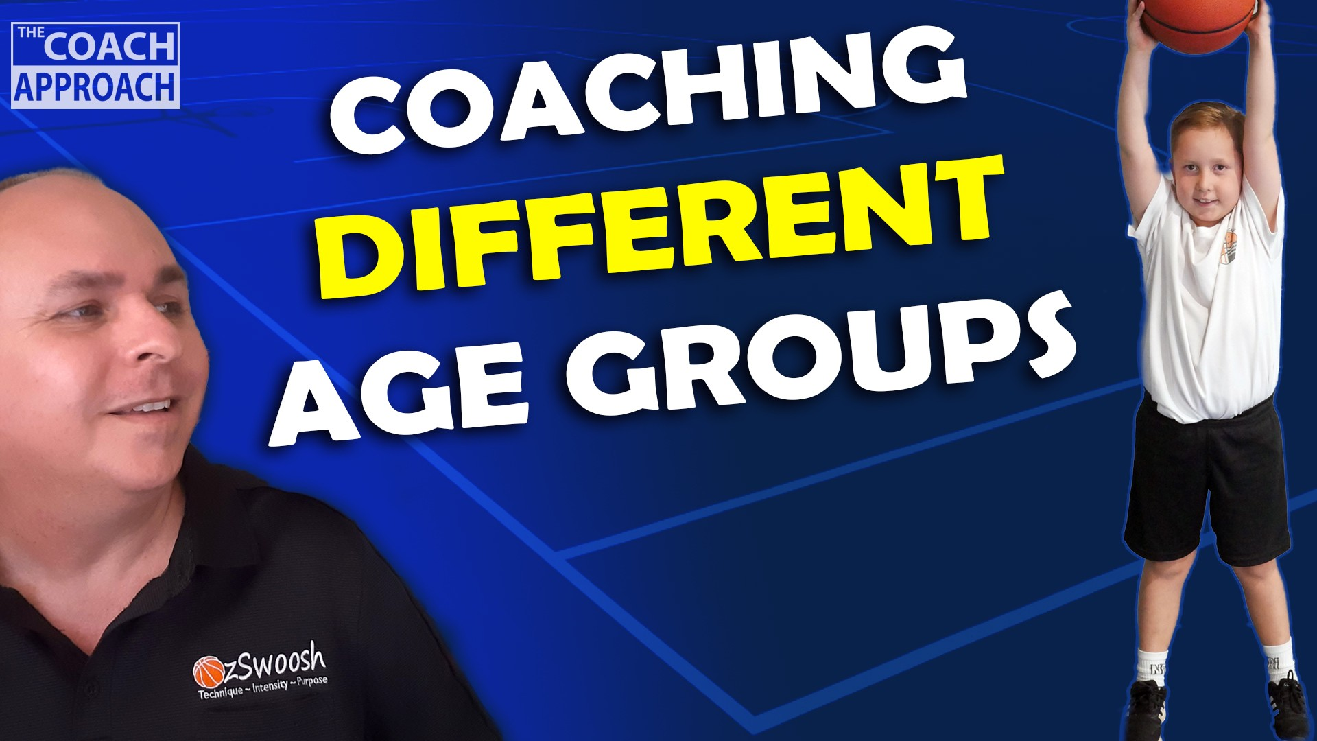 Developmental Stages in Athletes (The Coach Approach)
